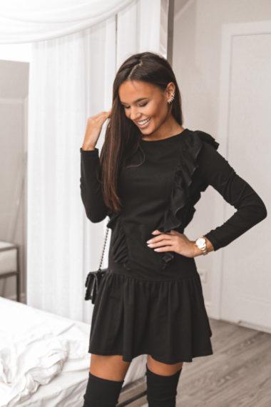 Sukienka Rosalie czarna