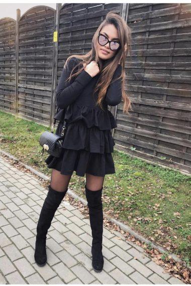 Sukienka Galla czarna